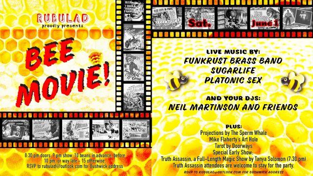 Rubulad Presents: Bee Movie!
