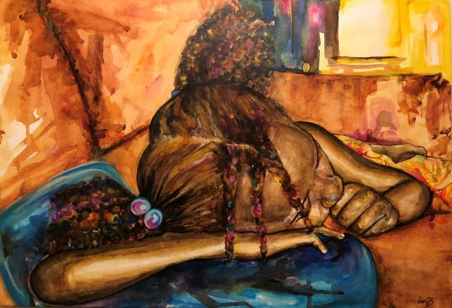 Vibrant Voices: A Retrospective of Gloria Braxton Watercolors