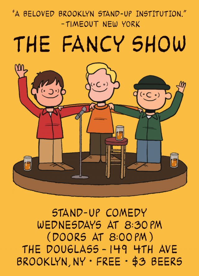 The Fancy Show – June 12th