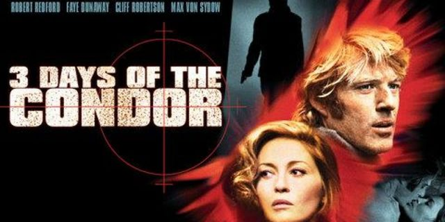"These Films Cannot Be Trusted, Part Two: ""Three Days of the Condor"""