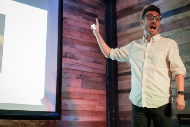 Next Slide Please – A PowerPoint Comedy Show