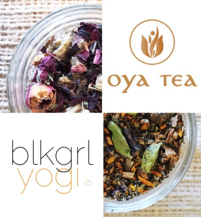 Vinyasa Yoga and Tea Tasting Collab