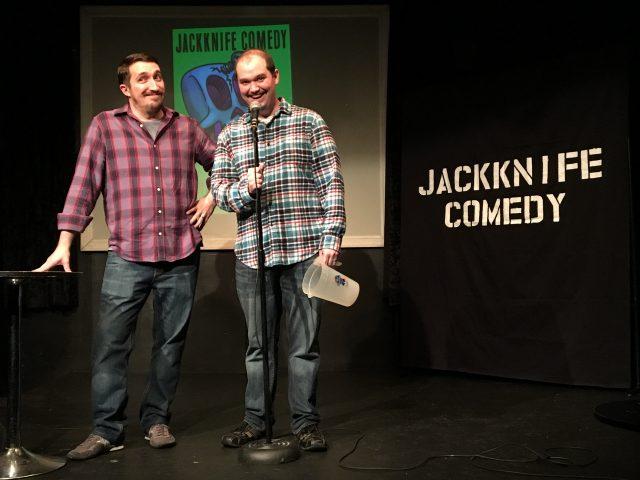 Jackknife Comedy