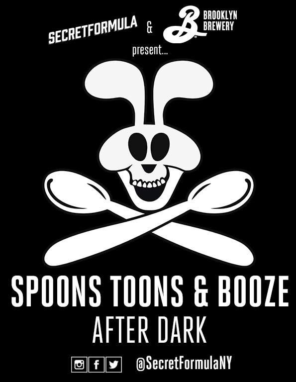 Spoons, Toons & Booze After Dark