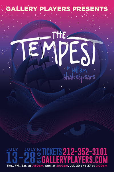 The Tempest at The Gallery Players