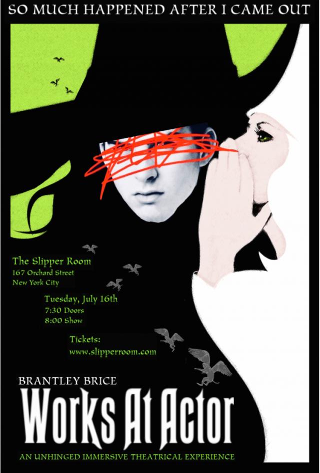 Brantley Brice: Works At Actor