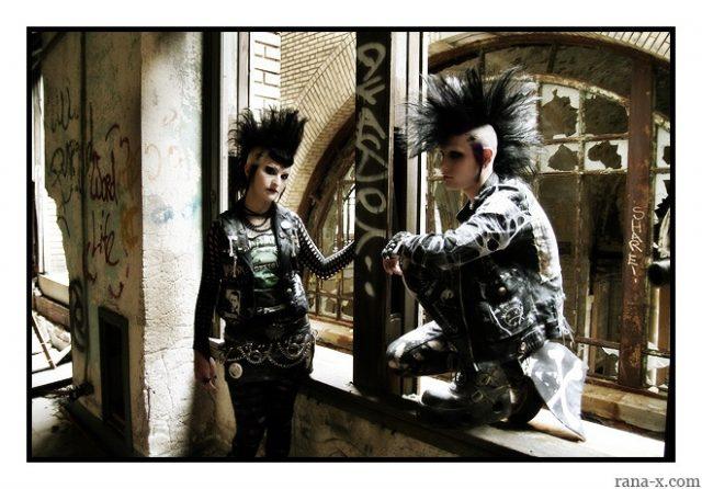 June Post-punk Gothy Dance Party