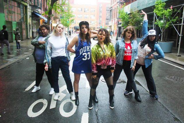 DMXX All Female Hip-Hop Improv and Friends