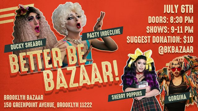 Better Be Bazaar!
