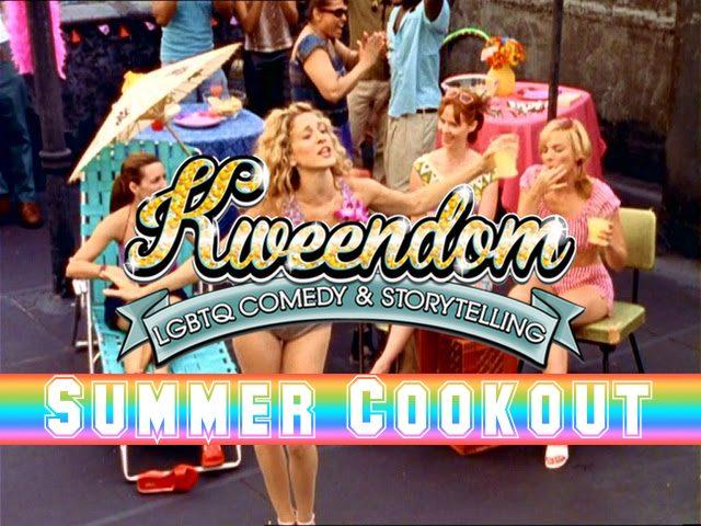 Kweendom Free Summer Cookout