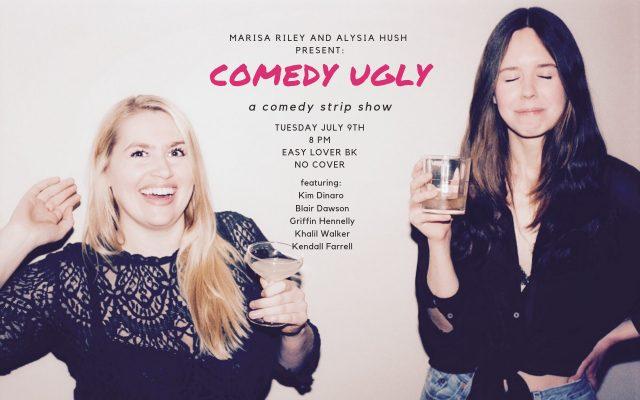 Comedy Ugly: A Comedy STRIP Show