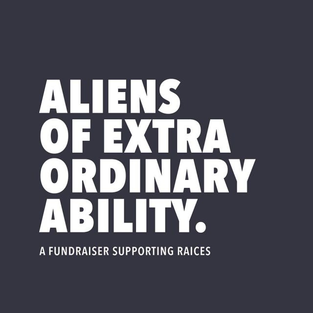 Aliens of Extraordinary Ability – August