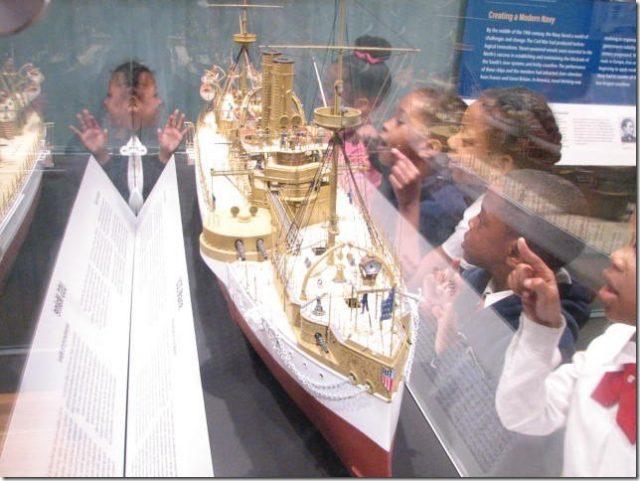 FAMILY   Future Saturdays: Modern Maritime