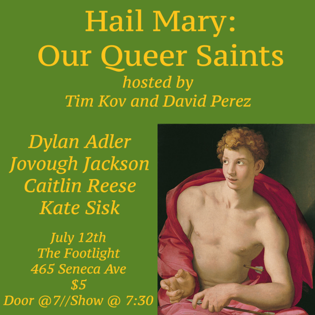 Hail Mary: Our Queer Saints