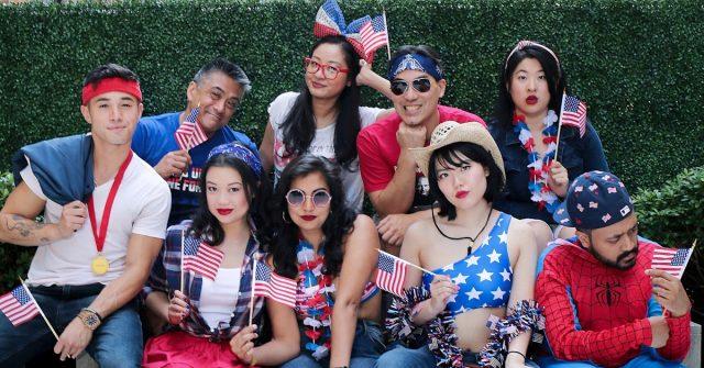 Model Majority USA: A Very American Celebration