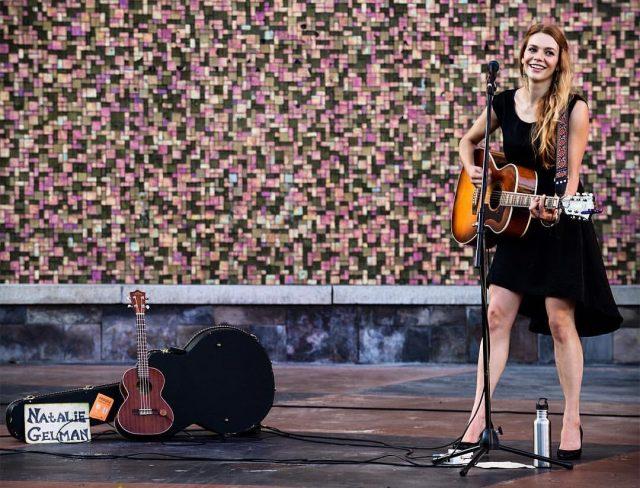 Natalie Gelman House Concert