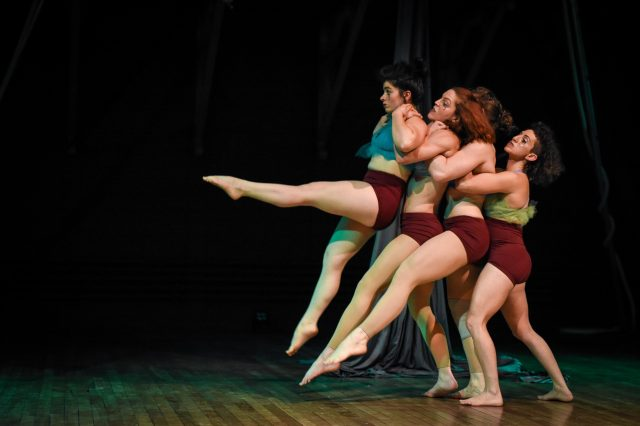 Acrobatic dance theater: Big Teeth's Ordinary Creatures
