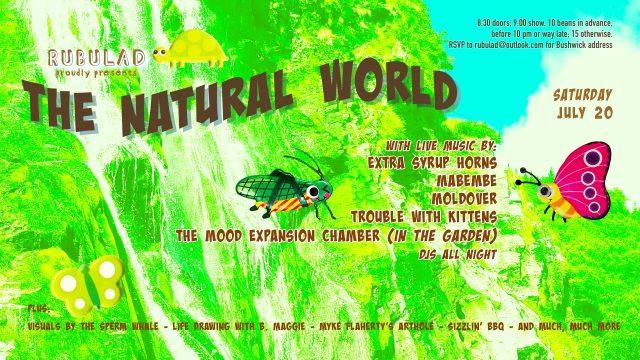Rubulad Presents: The Natural World