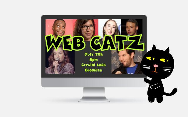 Web Catz Comedy