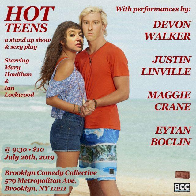 Hot Teens: Camp Love