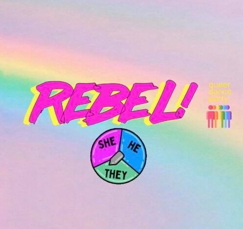 REBEL! Sunsets (A Queer Dance Party)