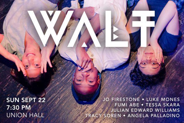 WALT Comedy Show (f. Jo Firestone, Fumi Abe, Luke Mones, Tessa Skara & More!)