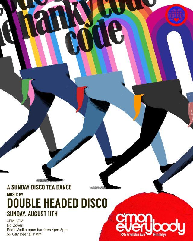 Hanky Code *A Sunday Disco LGBTQIA+ Tea Dance*