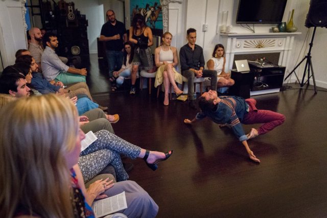 Intimate Carriage House Dance Show