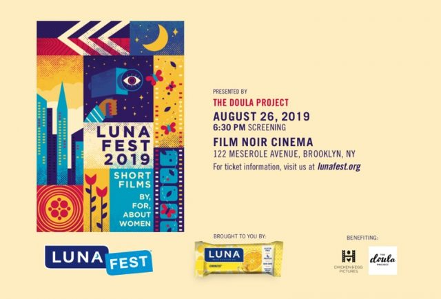 LUNAFEST® 2019 Film Festival: films, by, for, and about women