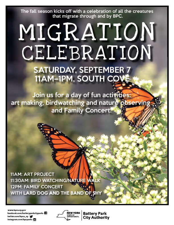 Migration Celebration