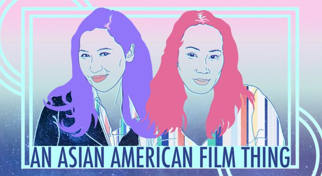 AN ASIAN AMERICAN FILM THING