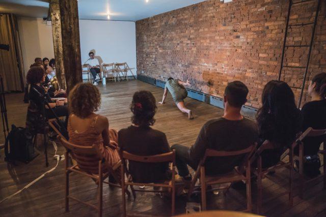Hi Artist x Airbnb Experiences present the Brooklyn Speakeasy Dance Show