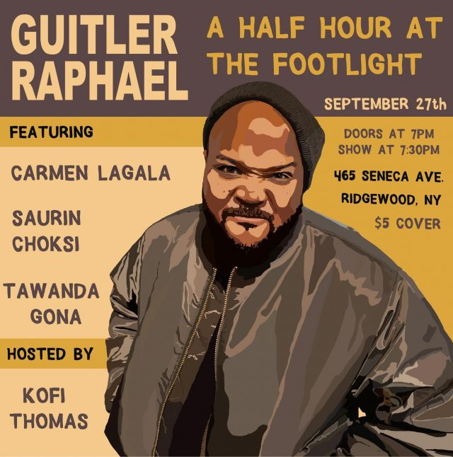 The Footlight Presents a Half Hour with Guitler Raphael