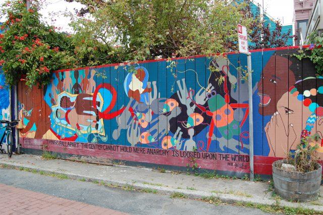 Brooklyn's Mural Movement