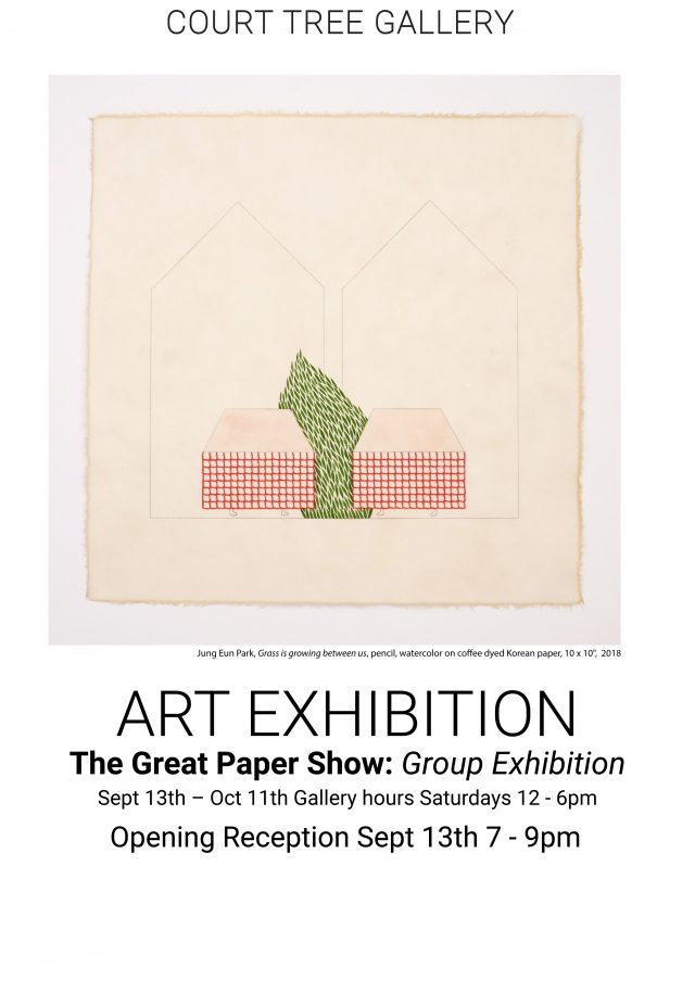 The Great Paper Show Opening Reception