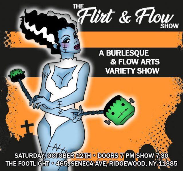 Flirt & Flow Show: Halloween Spectacular