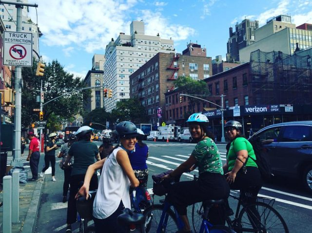 Cycle to Citi Field