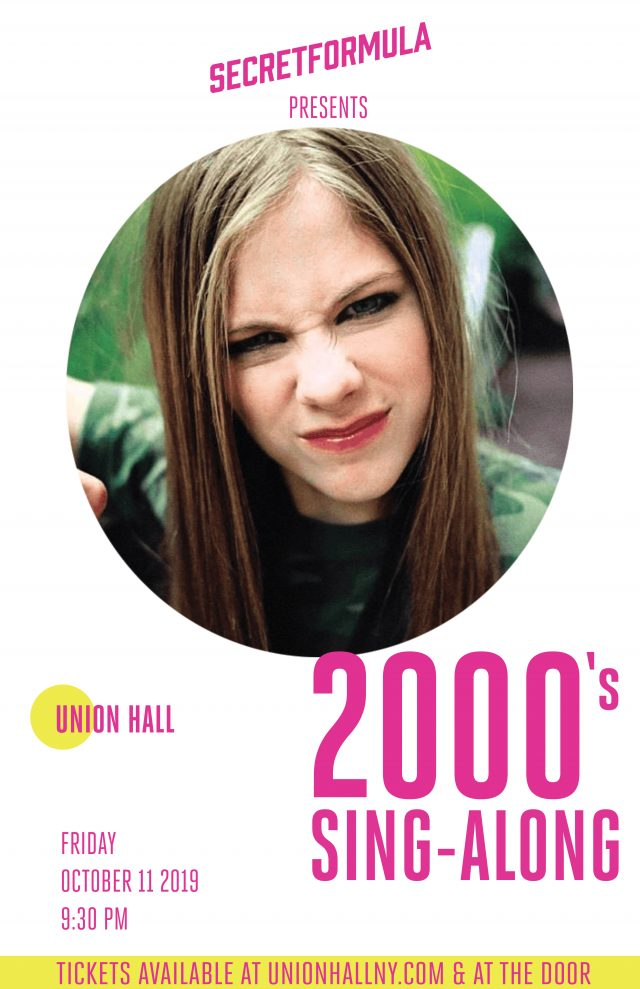 2000's Sing-Along