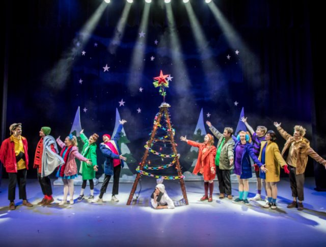 On Stage At Kingsborough Presents: A Charlie Brown Christmas