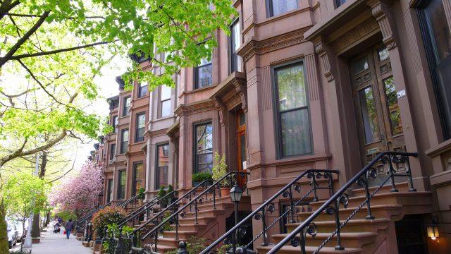 "Book Talk: ""Bricks & Brownstone: The New York Row House"""