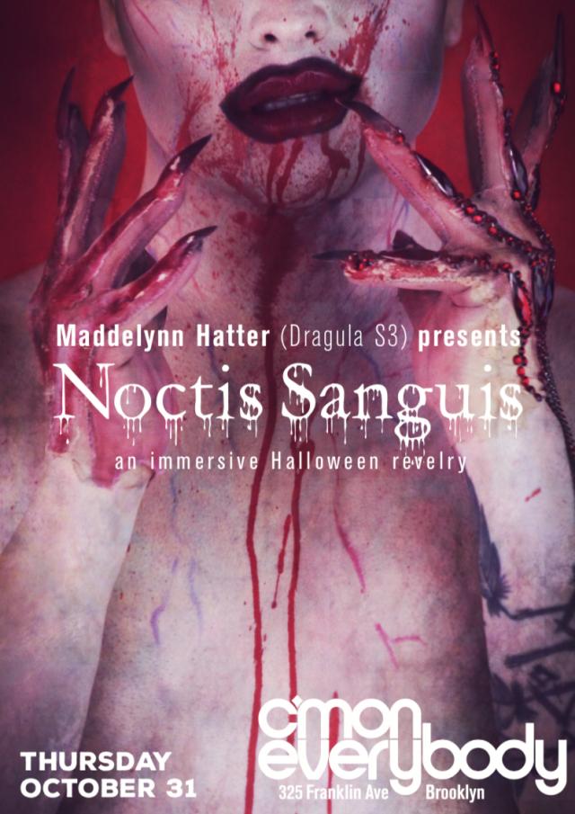 Noctis Sanguis *A Halloween Party*