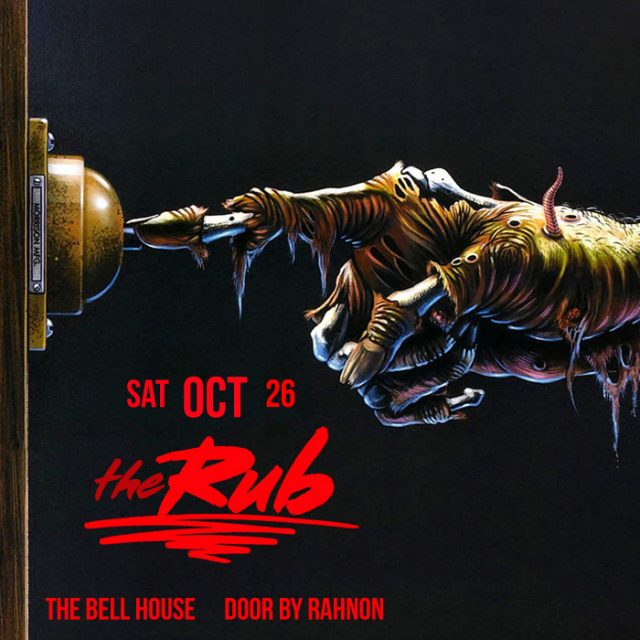 The Rub Halloween party!