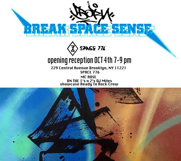 B-born: Break Space Sense