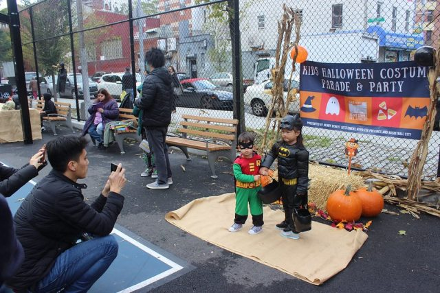 FREE: Henry Street Settlement Halloween Parade & Party