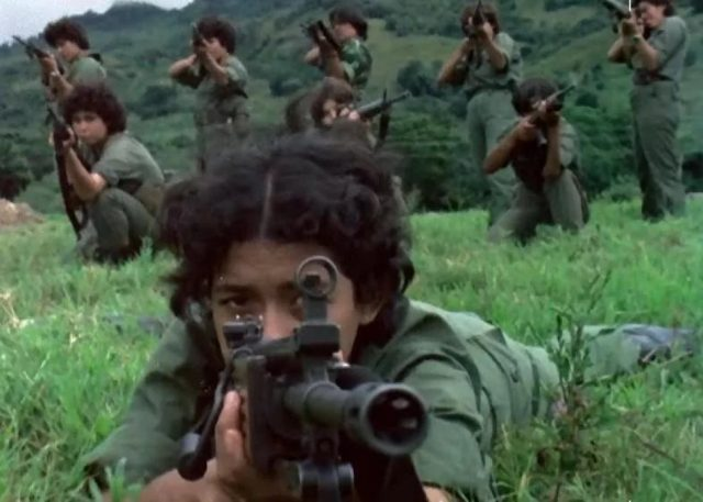 ¡Las Sandinistas! film screening and discussion