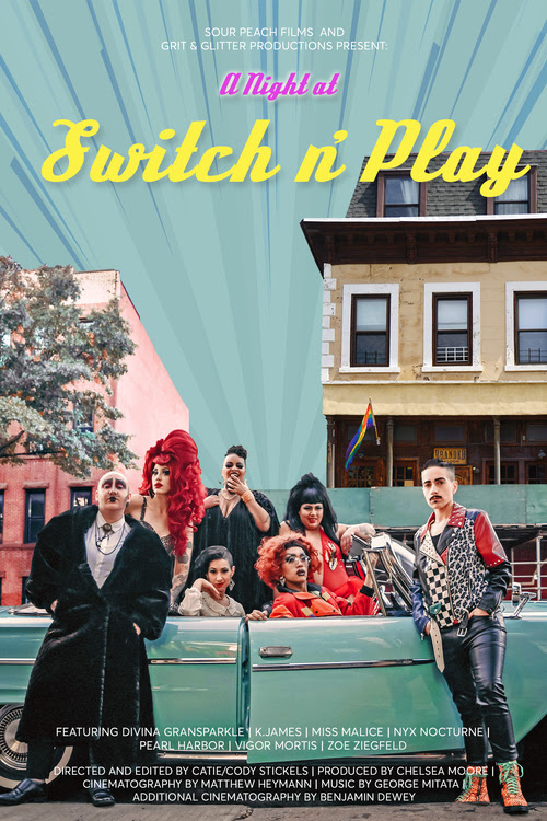 A Night at Switch n' Play Documentary Premiere at Newfest 2019