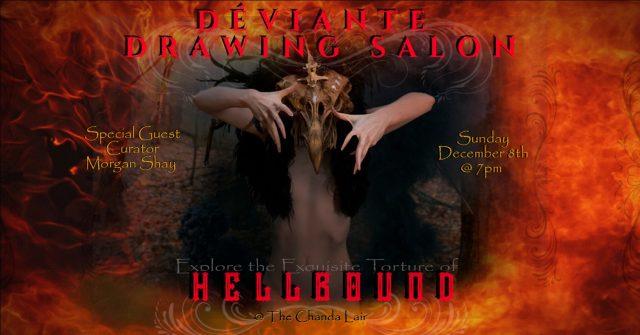 Deviante Drawing Salon: Hellbound