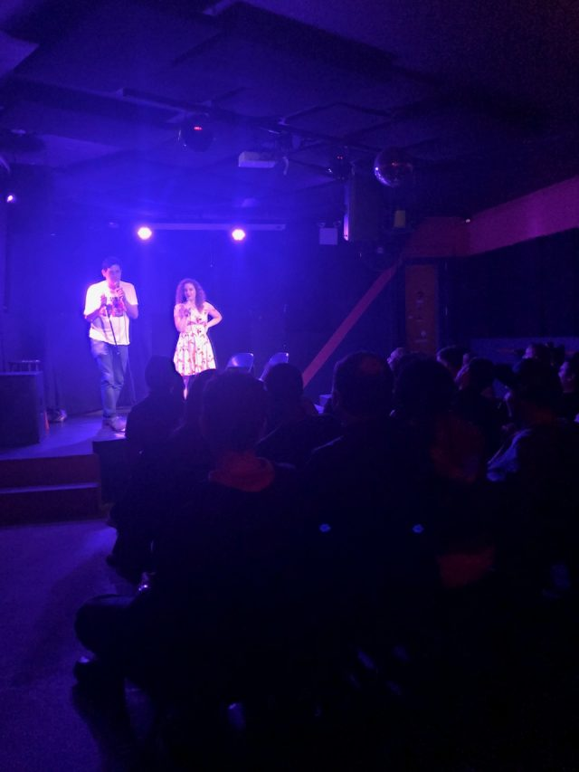 Would You Rather – a comedy show