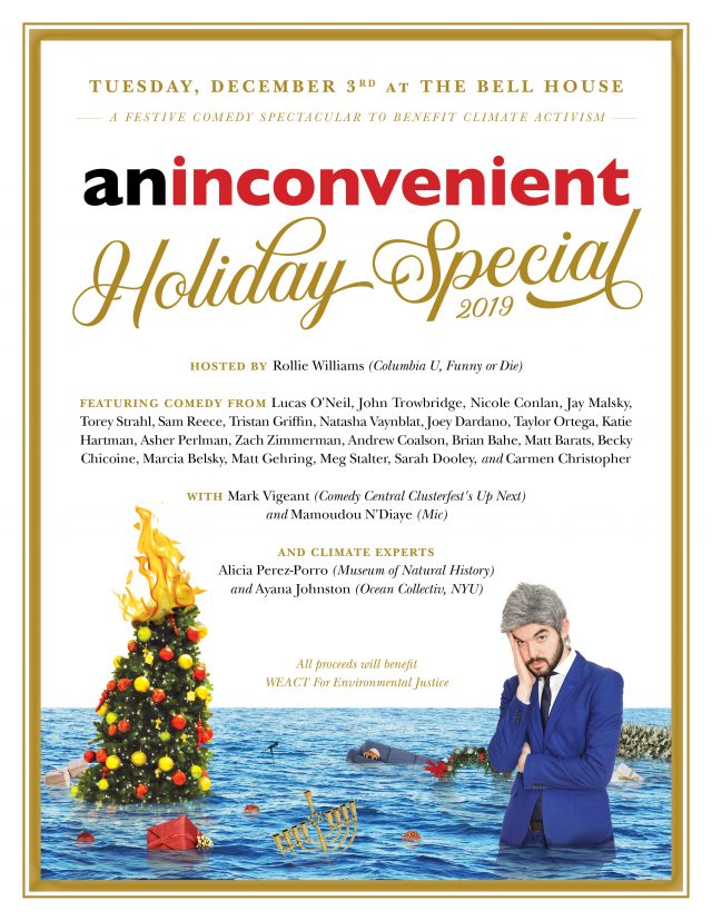 An Inconvenient Holiday Special