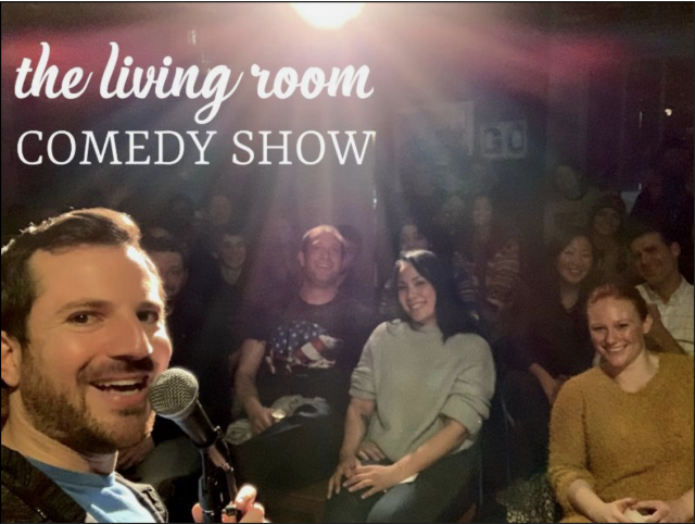 Living Room Comedy Show